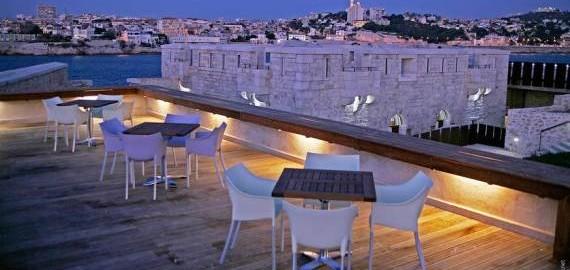 Hotel C2 5 étoiles à Marseille