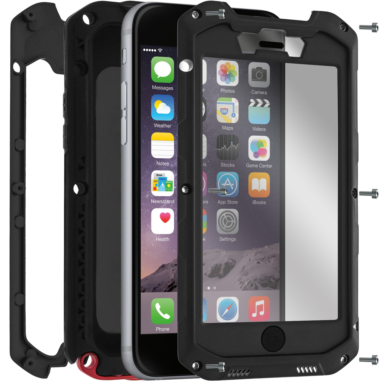 coque iphone 6 recouvre tout