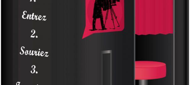 La location d'un photomaton comme une animation à part entière