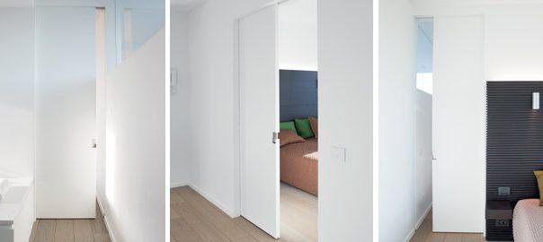 portes élégantes et fonctionnelles