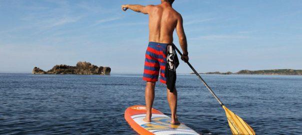 Les caractéristiques du Paddle gonflable