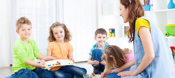 Une nounou pour garder vos enfants