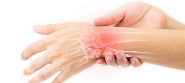 traitements possibles d'un engourdissement des doigts